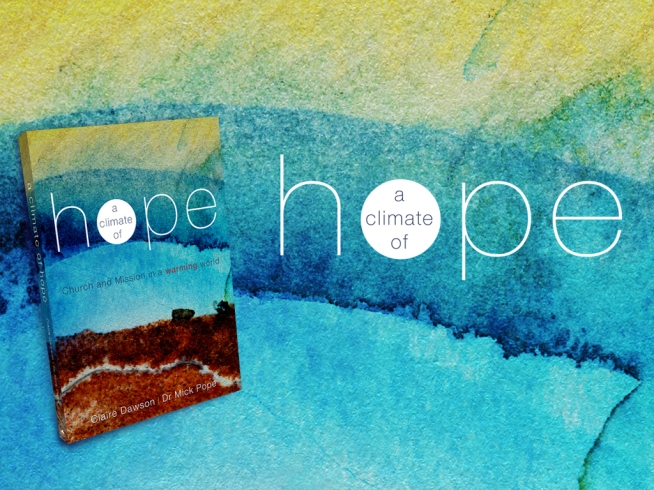 A climate of hope book cover